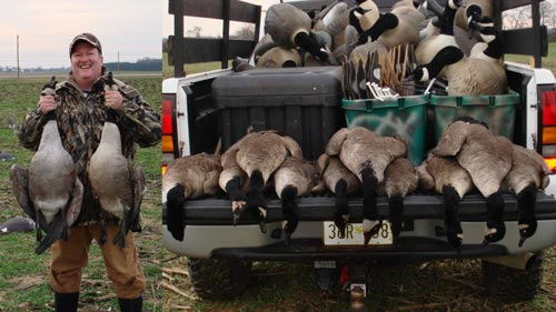 JC Higgs guides another successful hunting party